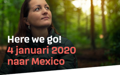 28 december 2019 – Here we go! 4 januari 2020 naar Mexico